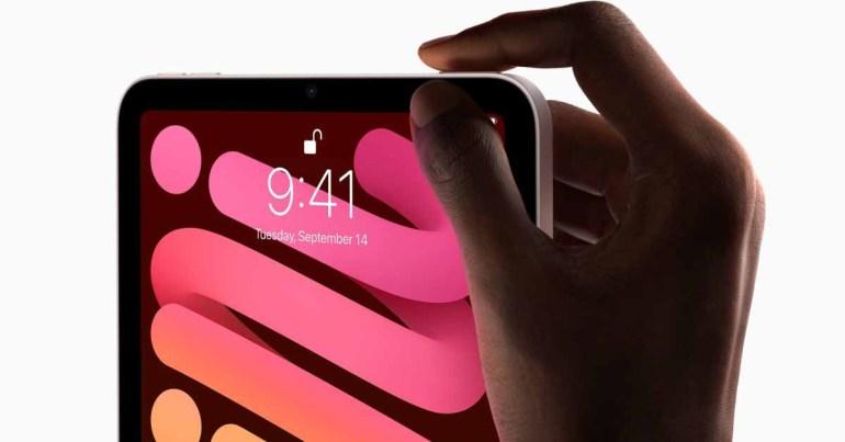 В iPad mini 6 есть хитрый трюк с ориентацией для перемещенных кнопок регулировки громкости.