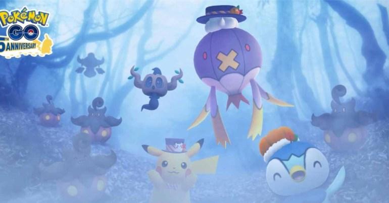 Приготовьтесь к двойным трюкам и удовольствиям с хеллоуинским событием Pokémon GO