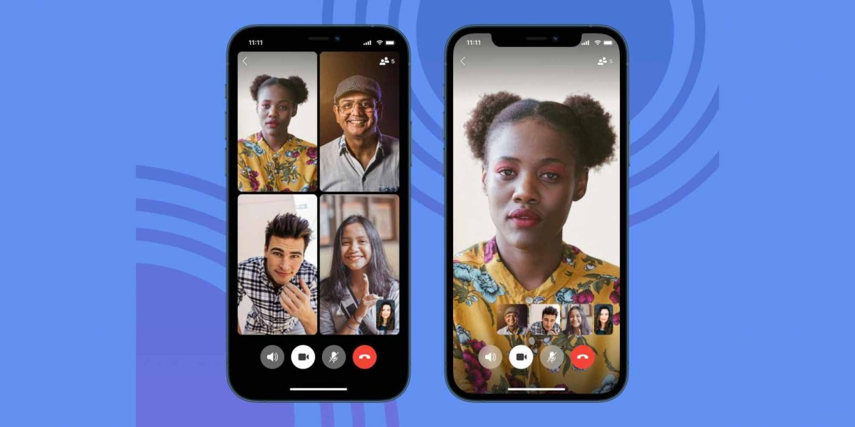 Зашифрованные групповые видеозвонки в приложении Signal