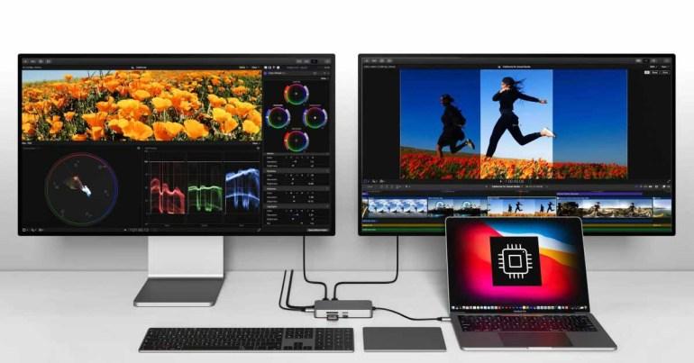 Hyper представляет новые ключи Dual 4K HDMI для использования нескольких внешних дисплеев с компьютерами Mac M1