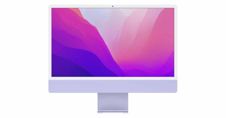 Загрузите новые обои для macOS Monterey прямо здесь
