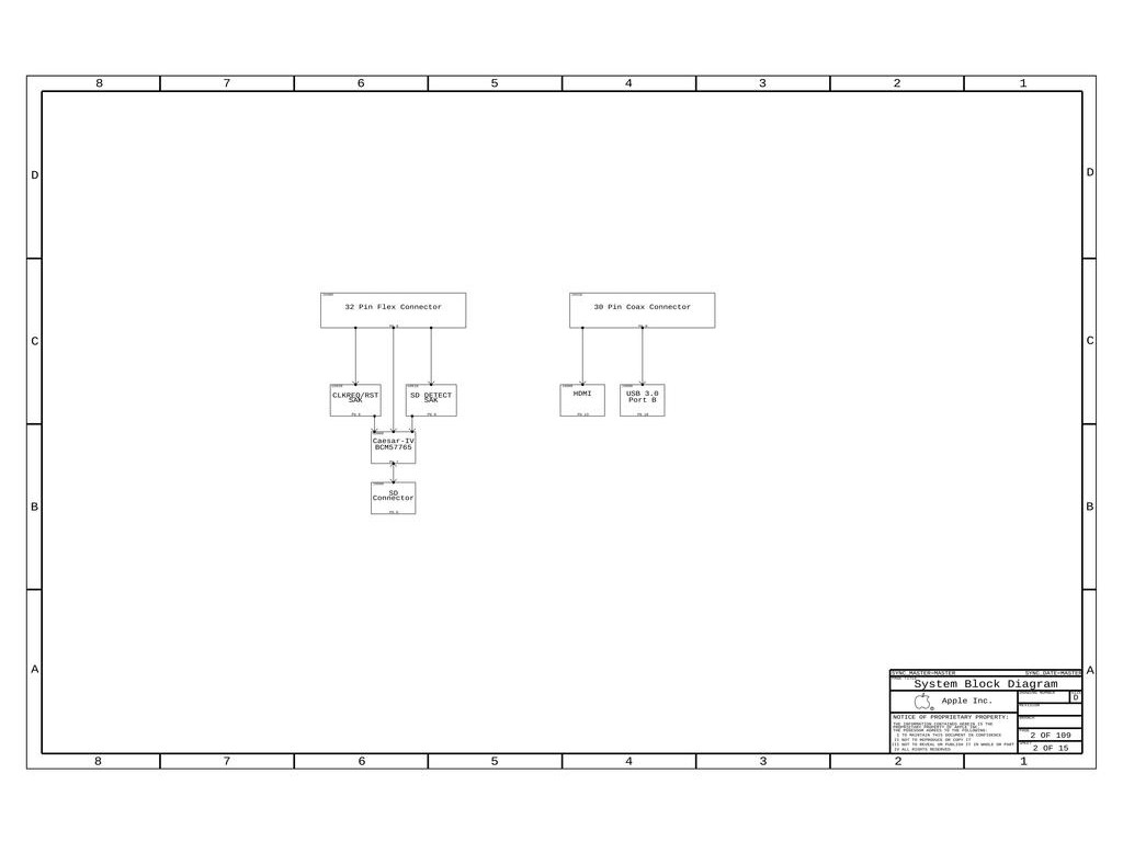 Apple Kepler 2phase D2 Rio 051 820 Schematic