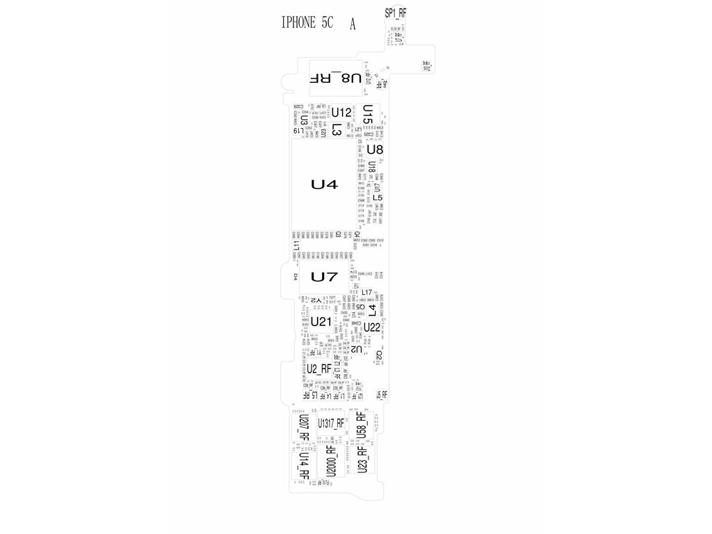 Apple Iphone 5c Schematic Apple Iphone 5c Schematic