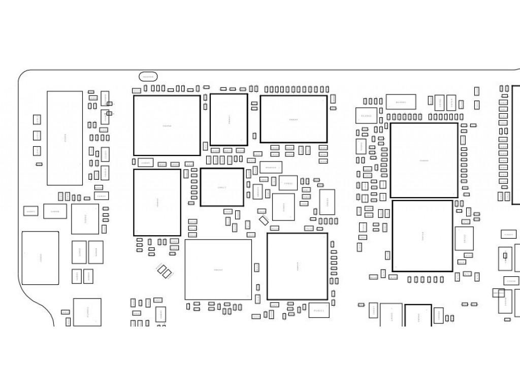 Apple Ipad Mini 2 X200 Mlb C1 820 A Boardview Apple