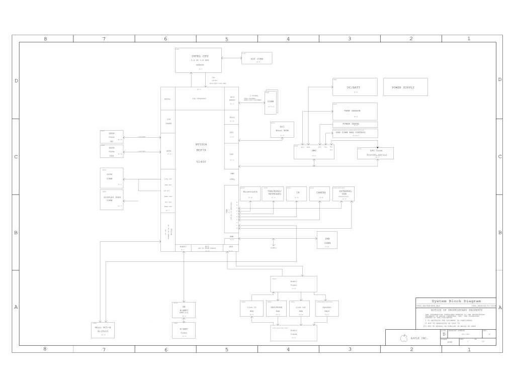 Apple K20 Schematic 820 Schematic Mlb Proton 2