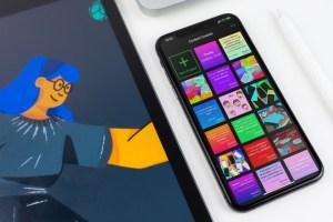 content creator iphone app