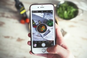 food app instagram