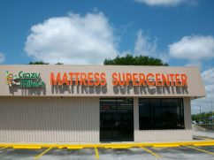 Sign Example - Mattress Supercenter
