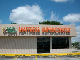 Sign Example - Mattress Supercenter