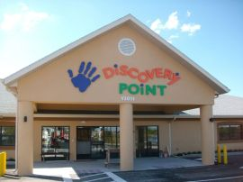 Sign Example - Discovery Point