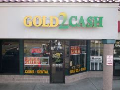 Sign Example - Gold2Cash