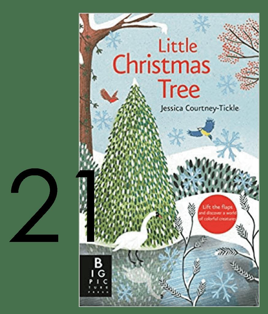 Little Christmas Tree Holiday Book List