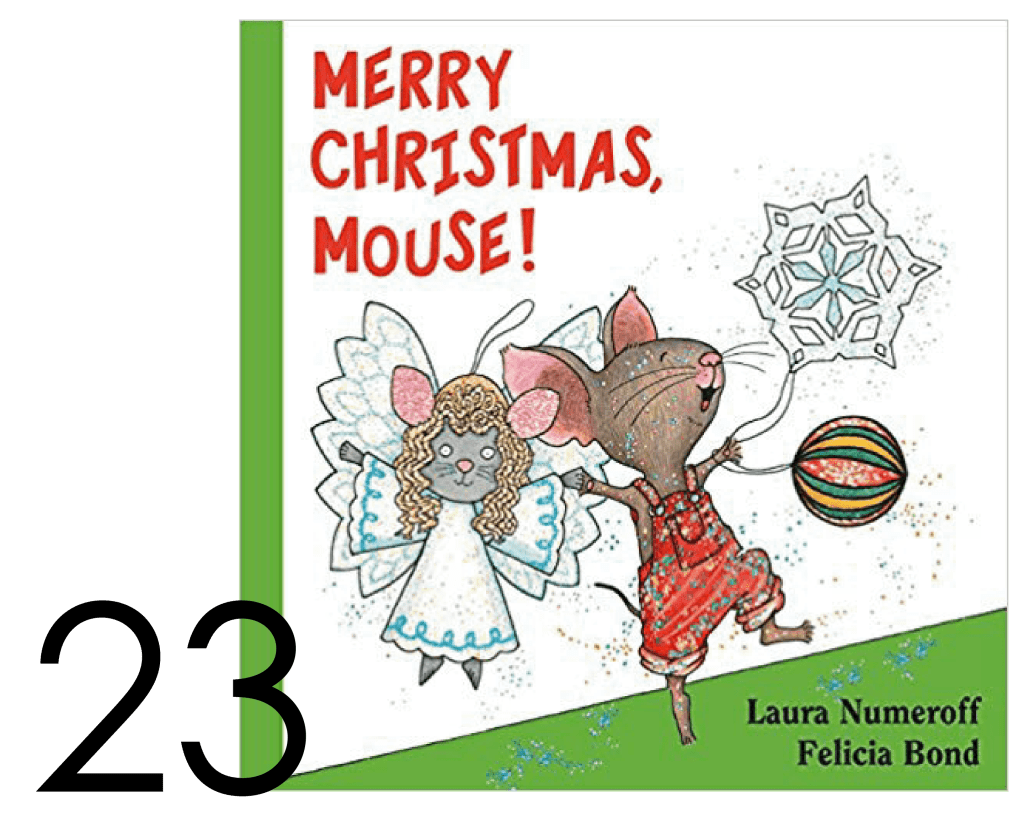 Merry Christmas, Mouse Holiday Book List