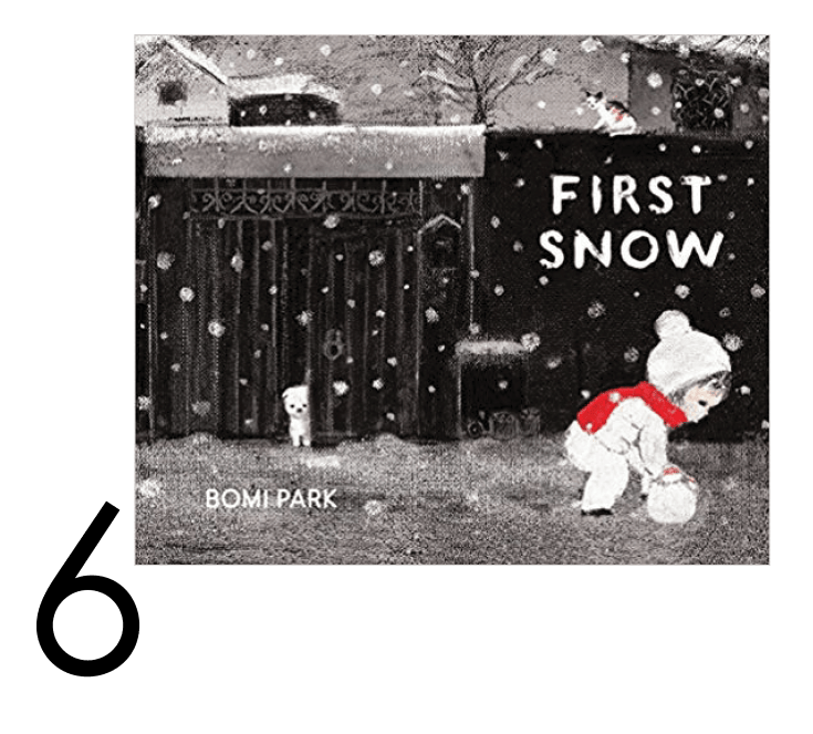 First Snow Christmas and Holiday Book Countdown