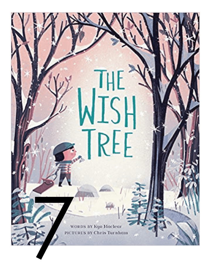 The Wish Tree Christmas and Holiday Book Countdown