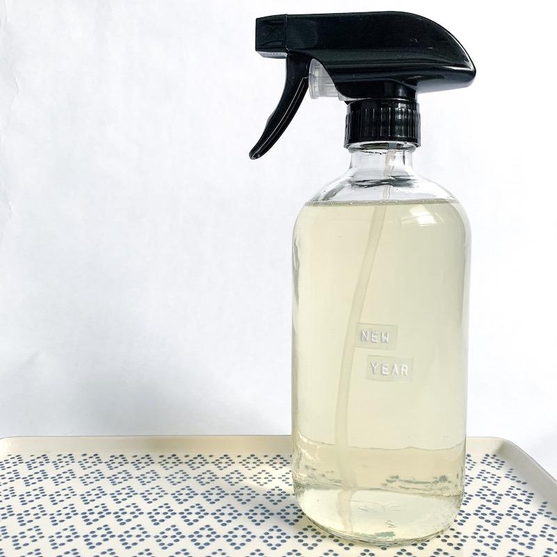 New Year Non Toxic Countertop Spray