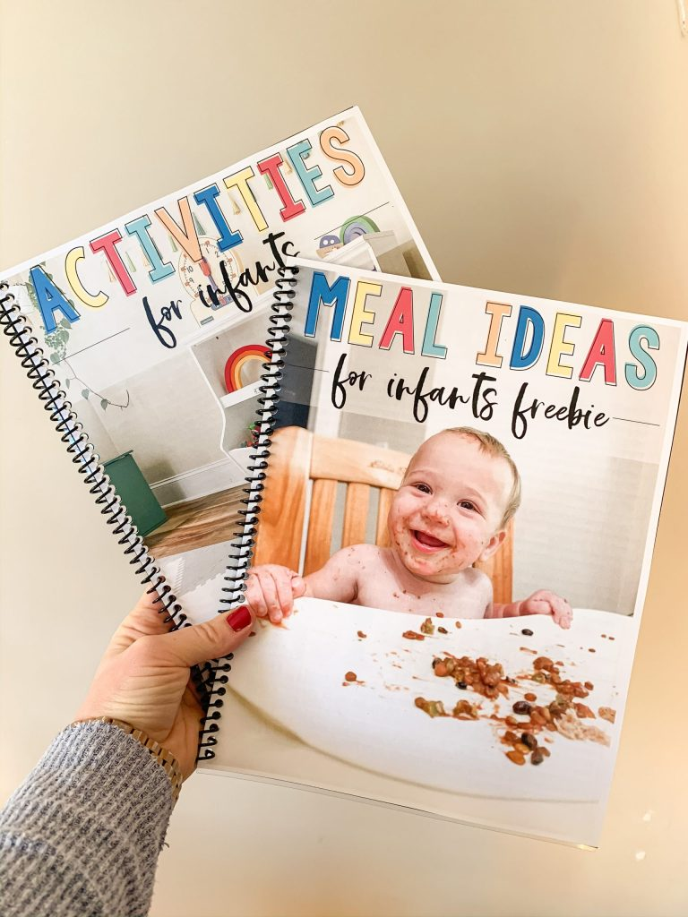 Free Meal Plans and Activities for Infants