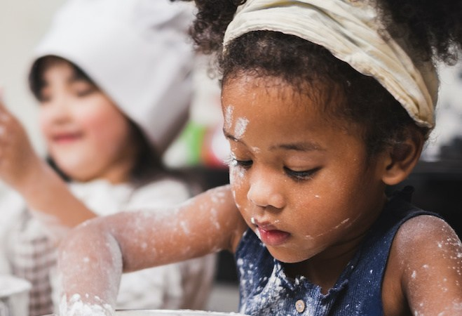 Cooking with Toddlers | How Parents Can Use Cooking to Provide a Montessori Education