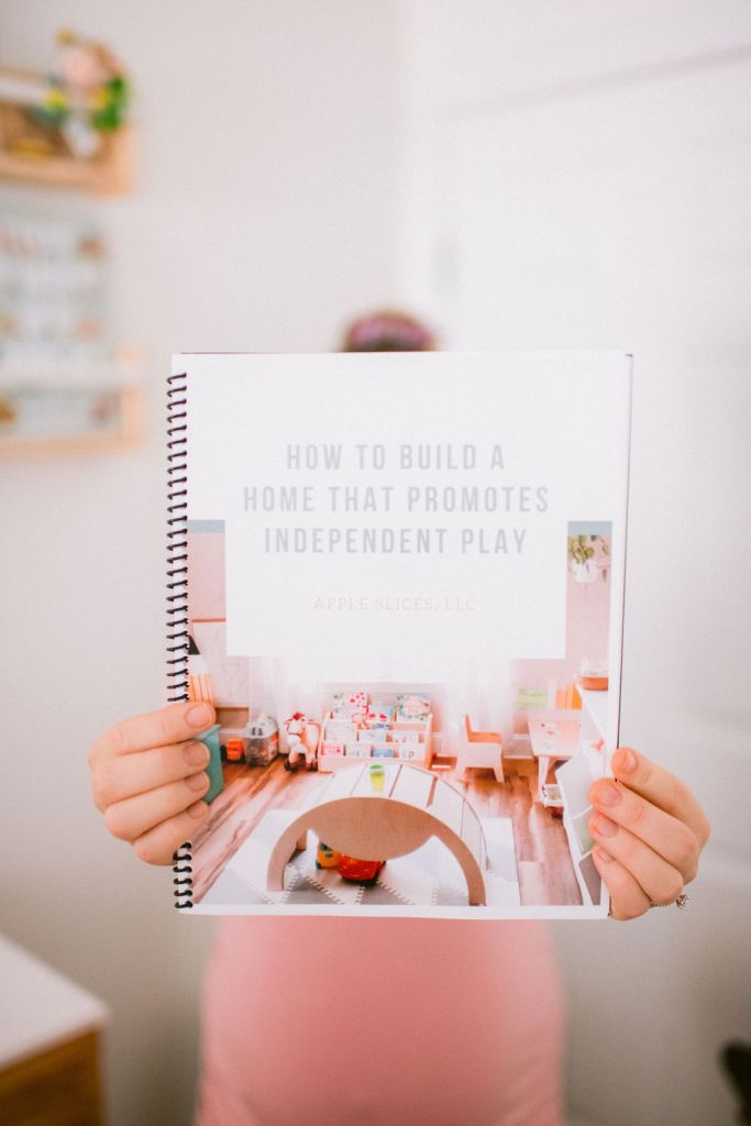 An e-course on How to Build a Home that Promotes Independent Play for your children.