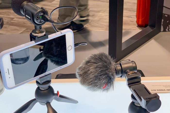 Видео: обзор Shure MV88 + iPhone Video Kit