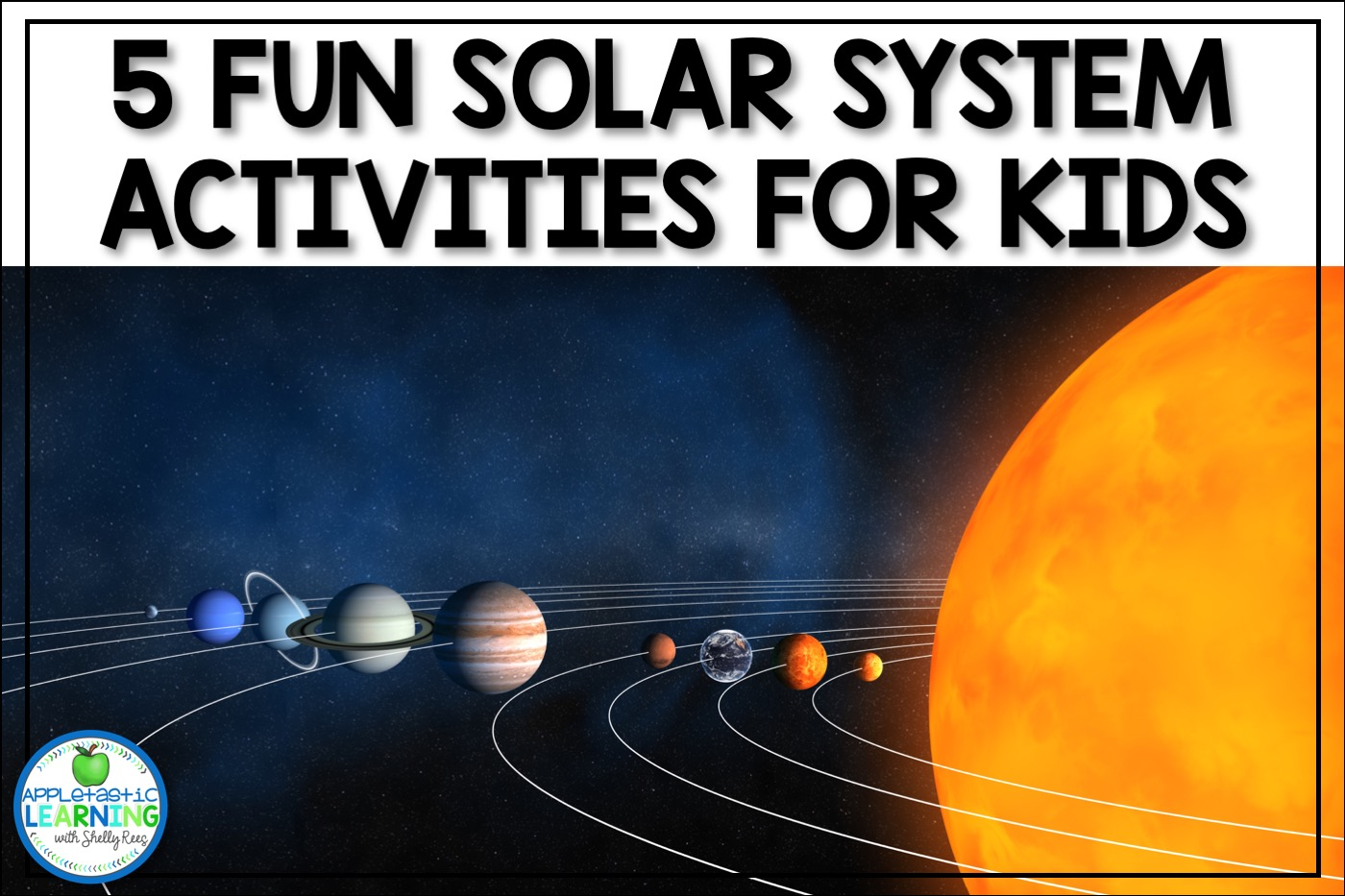 5 Fun Solar System Projects For Kids