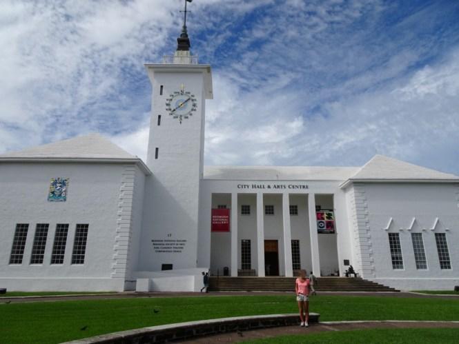 City Hall Bermuda Hamilton