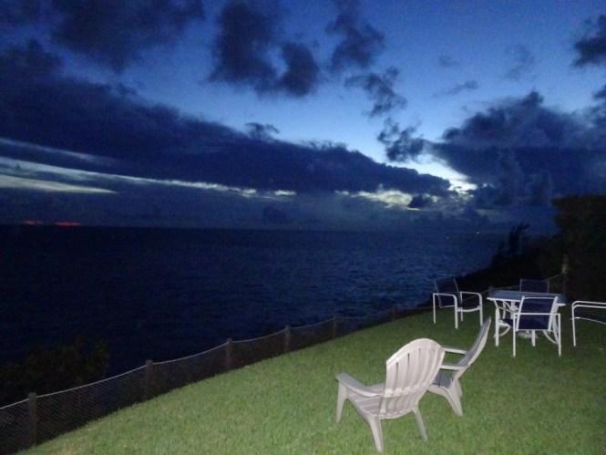 Terrasse am Meer Bermuda