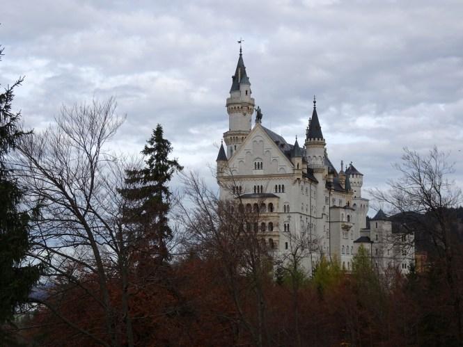 Schloss Neuschwanstein Eintritt