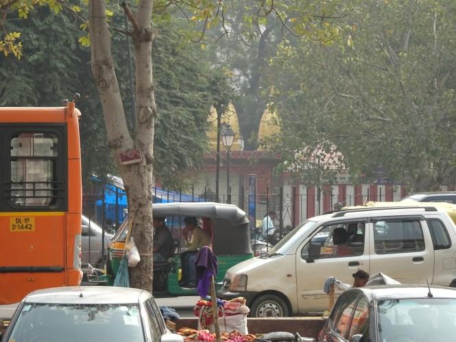 tuktuk im strassenverkehr