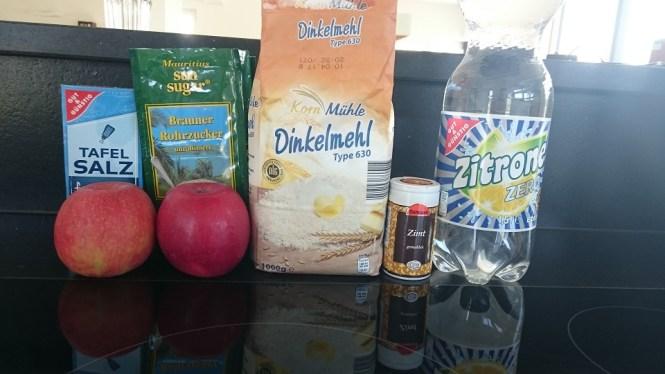 Zutaten Apfelstrudel