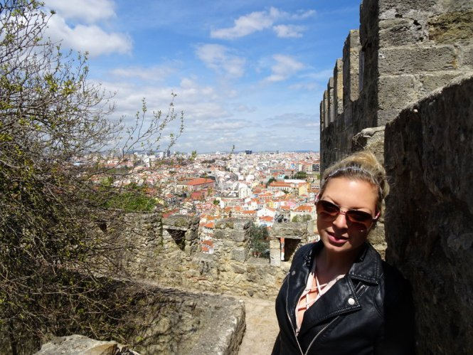 castelo lissabon Lissabon Sehenswürdigkeiten einer Städtereise - Alfama