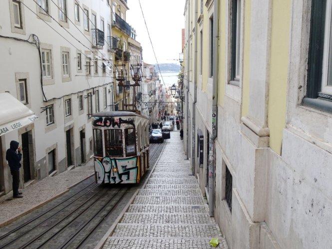 Sehenswürdigkeiten Lissabon - Baixa & Almada elevador