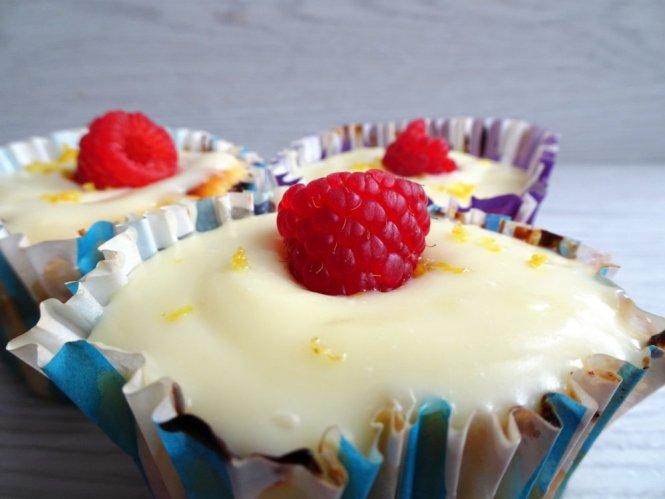 frühlingsleichte cupcakes