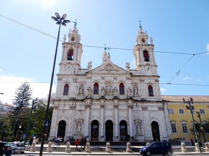 igreja estrela lissabon