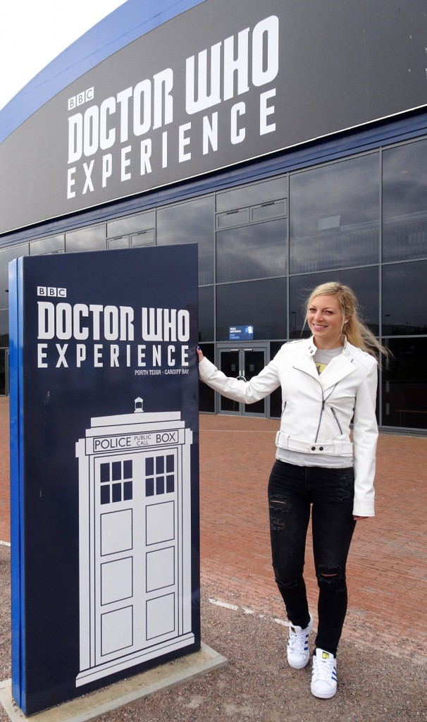 cardiff city dr. who experience