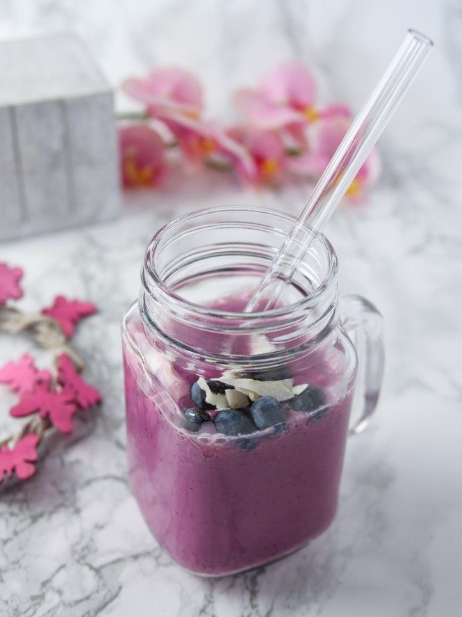 smoothie low carb