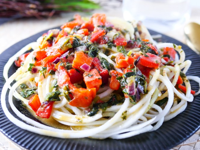 low carb pasta rezept