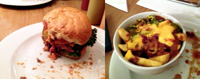 ruffs burger