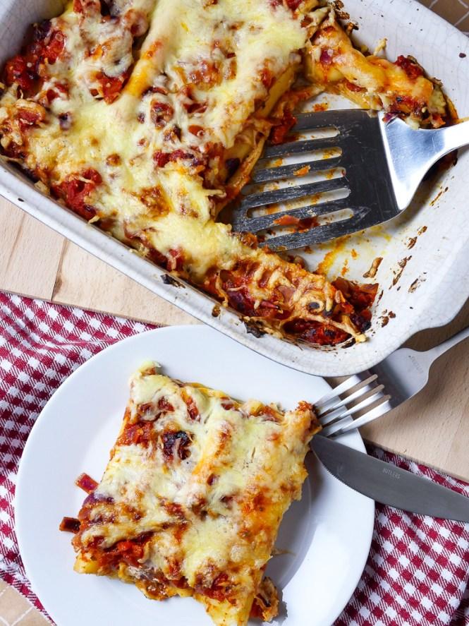 Käse Cannelloni Rezept