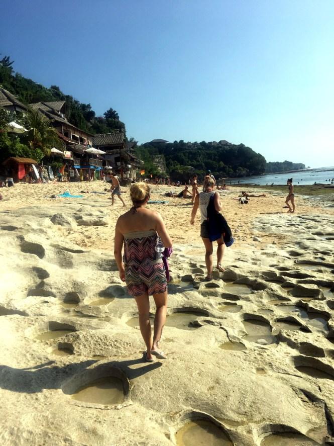 reisetipps bali süden bingin beach