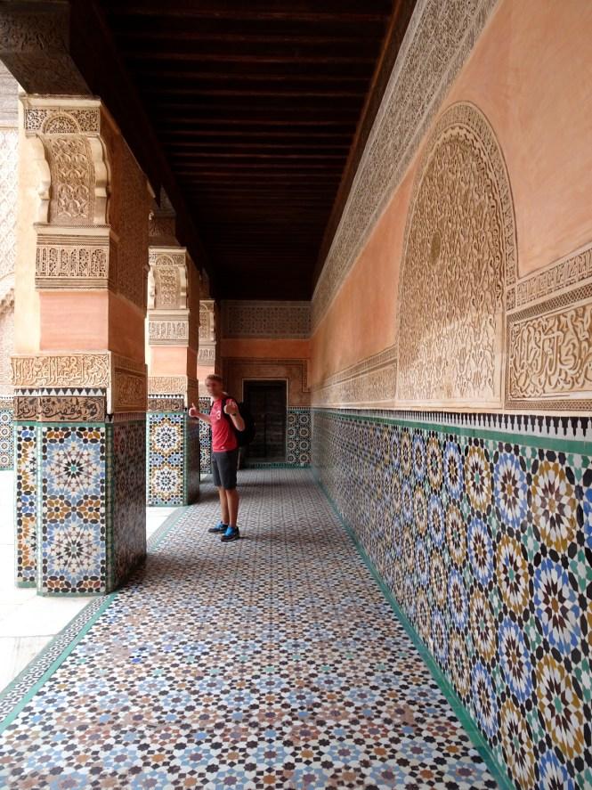marrakech-citytrip-medersa-ben-youssef Marrakesch Sehenswürdigkeiten