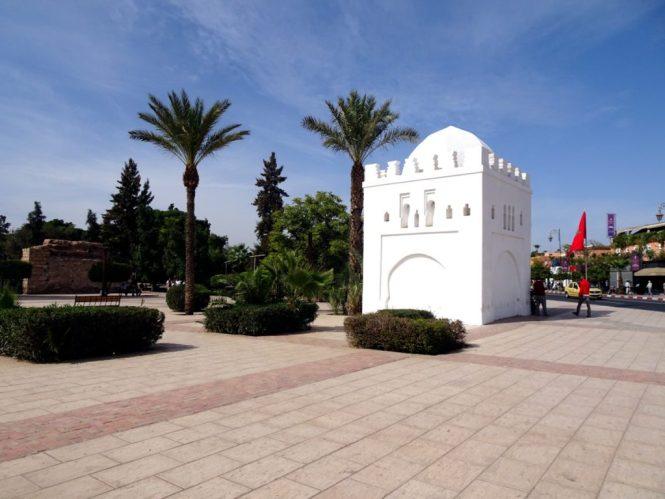 marrakesch travelguide koubba fatima zohra