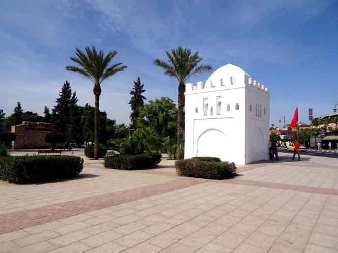 Marrakesch tipps travelguide koubba fatima zohra