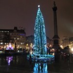 christmas tree trafalgar square
