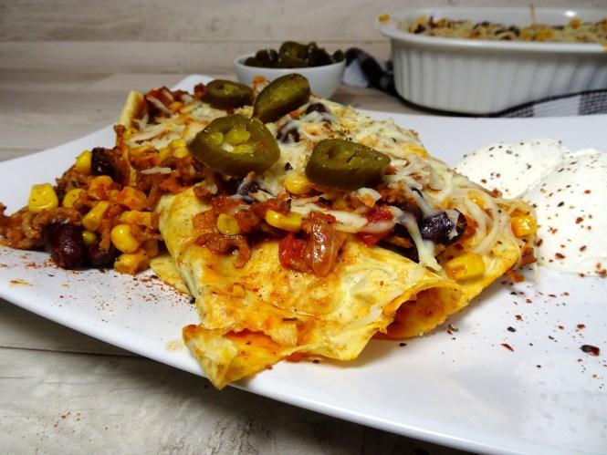 Burrito Fleisch Rezept