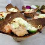 mini tortilla cups kaese