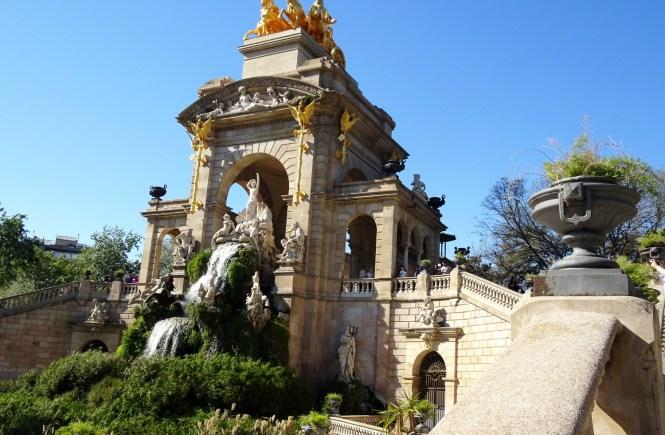 barcelona tipps parc da la cuitadella