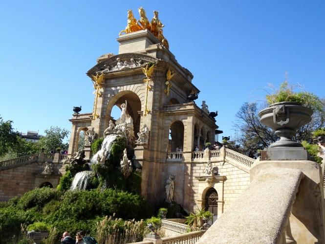 barcelona tipps parc da la cuitadella urlaub