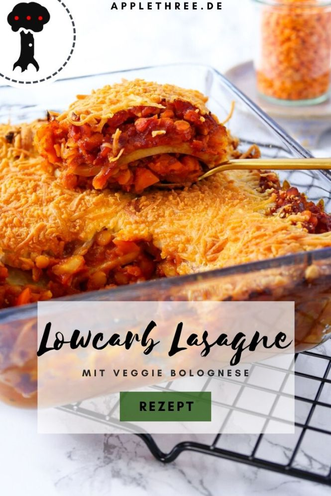 vegetarische lasagne pin