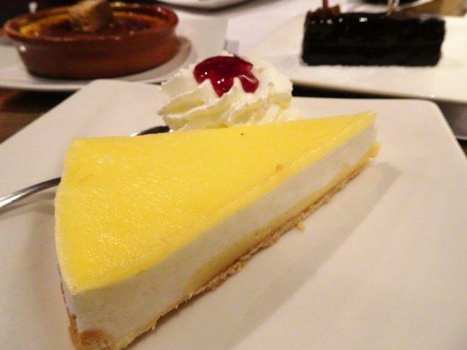 barcelona tapas dessert ciudad condal